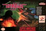 Gradius III (Super Nintendo)